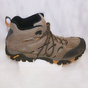 Men's Merrell Continuum Vibram Hiking Shoes 11.5